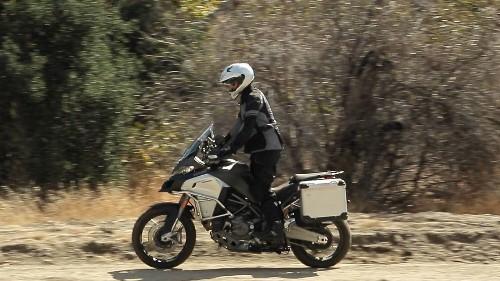 Ducati zooms into adventure bike market with Mighty Multistrada Enduro