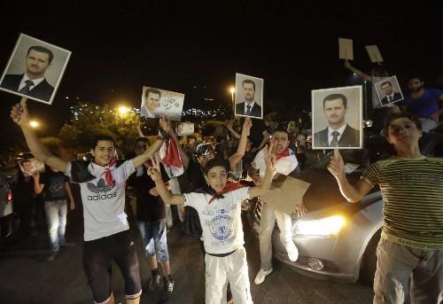 Syrian President Bashar Assad declares general amnesty for prisoners