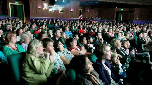 Going to the movies isn't just about the movies; it's how we grow up