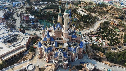 Shanghai Disney opens next week, and it's working hard to avoid cultural faux pas