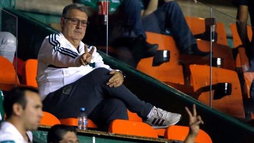 Gerardo Torrado: New era under Tata Martino a 'great opportunity' for Mexico
