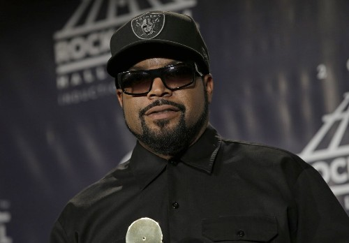 Ice Cube on N.W.A's Rock and Roll Hall of Fame induction: 'Hip-hop is here forever'