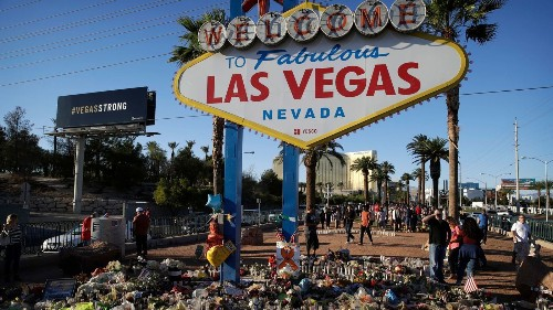 Las Vegas revives 'What happens here, stays here' campaign