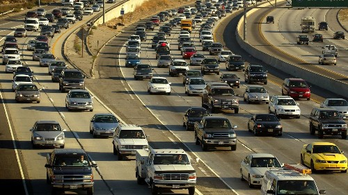 Plan your Thanksgiving travel to avoid L.A.'s worst holiday traffic times and the worst time to drive to LAX - Los Angeles Times