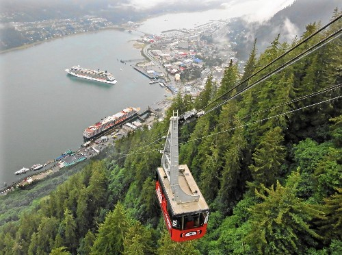 What to see in Alaska: 8 must-see destinations by cruise ship - Los Angeles Times