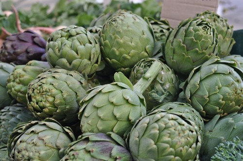 Farmers market report: Artichokes are in season. Here are 9 great recipes