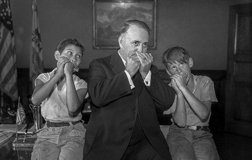 From the Archives: Harmonica Week in Los Angeles