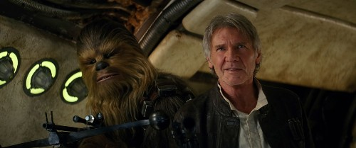 Harrison Ford on reuniting with Han's blaster, and forgiving Lawrence Kasdan for the Ewoks - Los Angeles Times