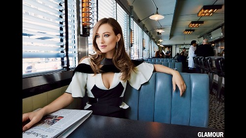 Olivia Wilde makes breast-feeding look easy -- and oh so gorgeous