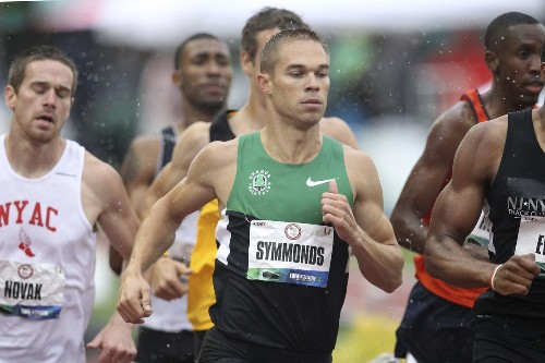 Top track athlete Nick Symmonds sues U.S. officials in sponsorship dispute