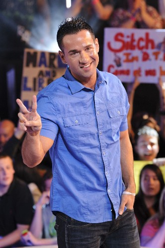Mike 'The Situation' Sorrentino is ordered into anger management