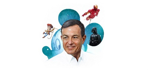 How Robert Iger's 'fearless' deal-making transformed Disney - Los Angeles Times