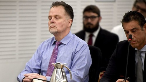 Jury recommends death for man convicted in McStay family murders