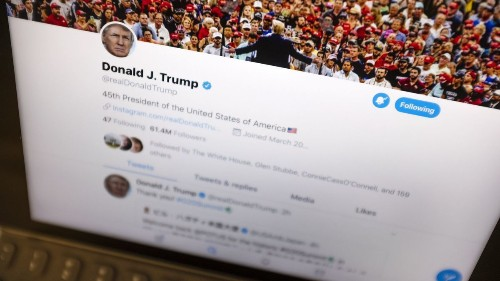 Trump's next tweet could come with a warning label