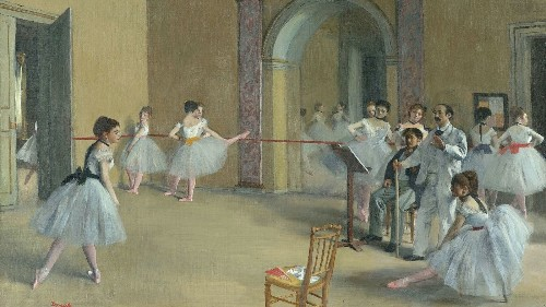 First full Edgar Degas retrospective in nearly 30 years shows an artist who liked to be in control - Los Angeles Times