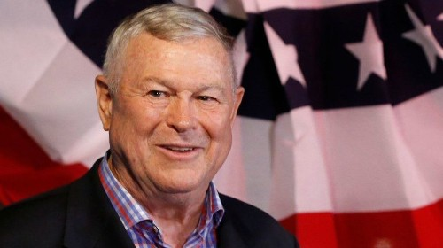 Dana Rohrabacher explains his comments on dinosaur flatulence, dog meat and Russia