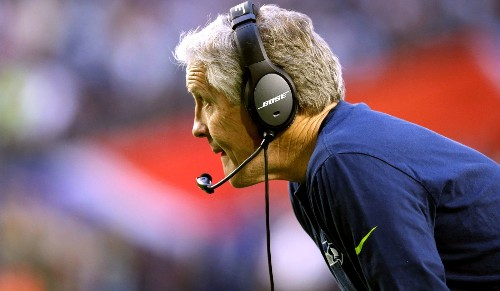 Pete Carroll blows it for Seahawks in Super Bowl XLIX - Los Angeles Times