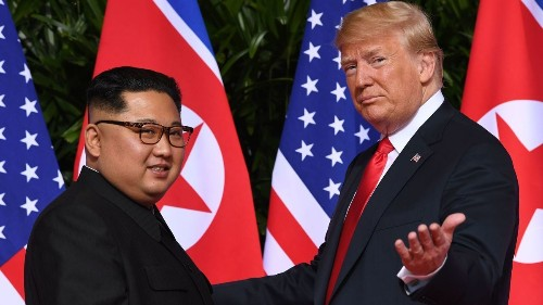 Trump's bromance with Kim Jong Un faces a reality check as the nations discuss nuclear disarmament