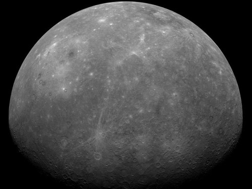 Mercury's mysterious magnetic past goes back 4 billion years, study finds