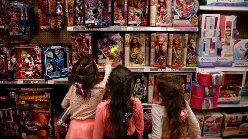 Toys R Us owes big money to toymakers. Its bankruptcy sparked 'widespread panic' - Los Angeles Times