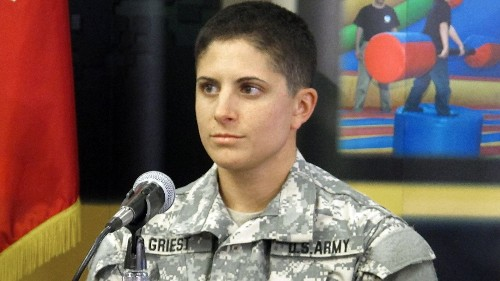 An Army Ranger School milestone, but obstacles remain for women in military