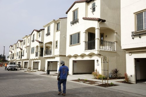 A new California gold rush for homeowners, the poorhouse for renters