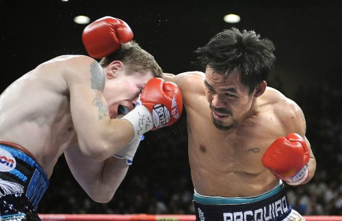 Manny Pacquiao's greatest fights, No. 2: Ricky Hatton