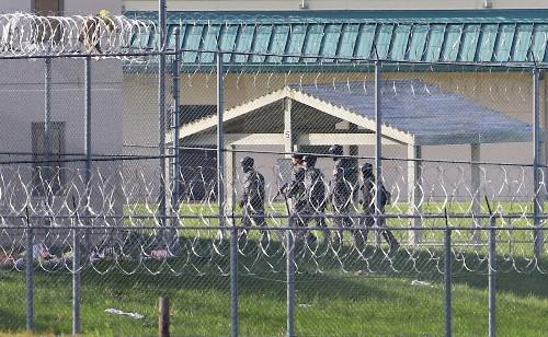 Two inmates dead in Nebraska maximum-security prison uprising