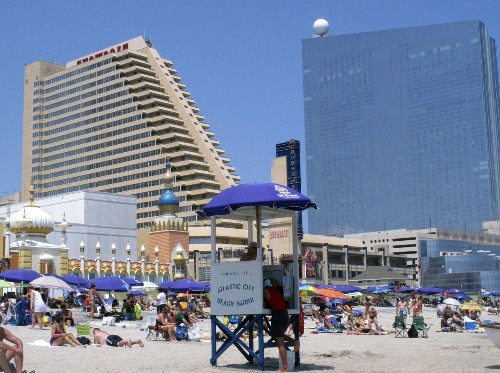 Is Atlantic City, N.J., the most romantic U.S. city? OpenTable says so