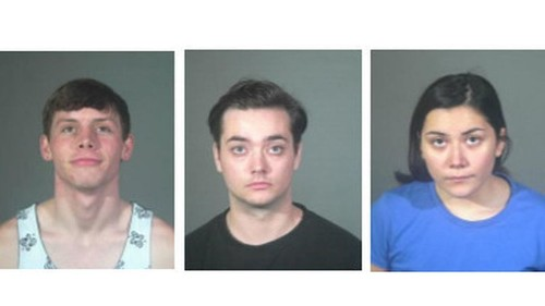 Three to serve time behind bars for Torrance paintball attacks