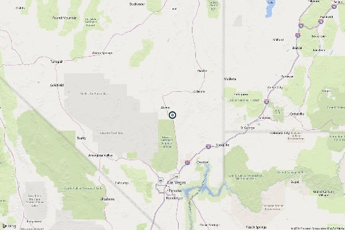 Earthquake: 3.7 quake strikes near Alamo, Nev.