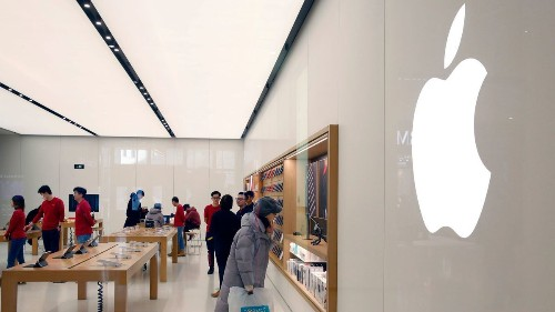 First airlines, now Apple: China wants 66 more multinationals to state self-ruled Taiwan is part of its country - Los Angeles Times