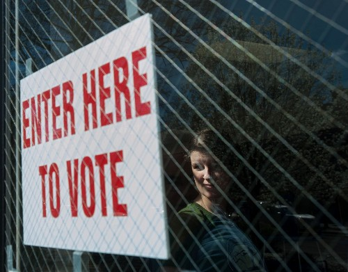 We're rarely rational when we vote because we're rarely rational, period
