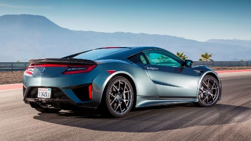 2017 Acura NSX: The only true all-American supercar?