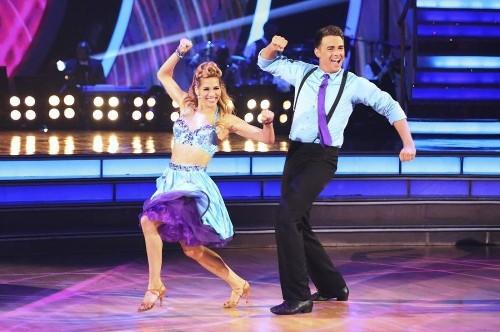 'Dancing With the Stars' recap: Pump up the Jam