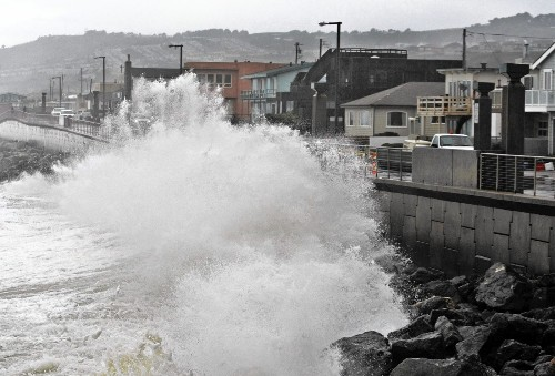 Sea levels will rise, experts warn, and 'it's not going to stop' - Los Angeles Times