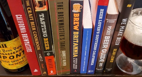 10 great beer books for the hop-heads in your life