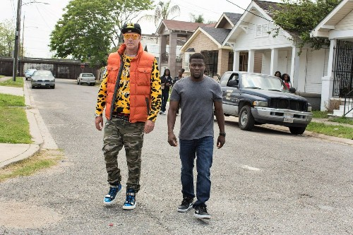 For 'Get Hard' director, race-themed satire is a tricky enterprise