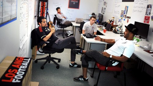 Marketing to millennials, Los Angeles Football Club looking to stand apart - Los Angeles Times