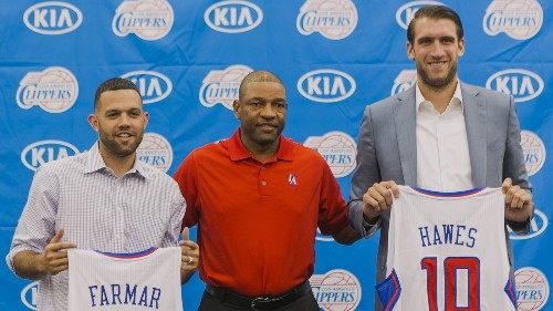 Clippers find a few pieces in off-season, which may be good enough