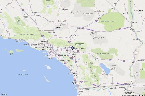 Earthquake: 3.5 quake strikes near San Bernardino