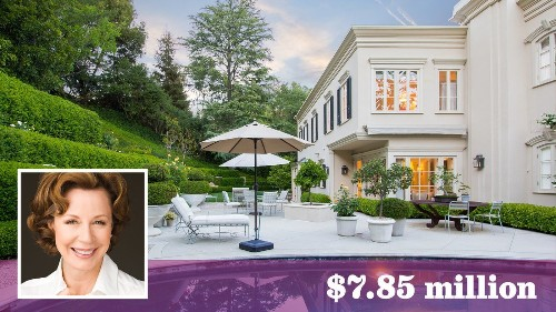Designer Barbara Barry's Beverly Hills home sells furnished for $7.85 million - Los Angeles Times
