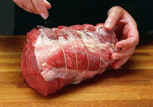 How raw meat -- and our ancestors' inability to chew it -- changed the course of human evolution