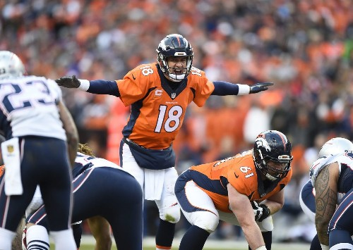 Super Bowl QBs Cam Newton and Peyton Manning are a study in contrasts, athletically and stylistically - Los Angeles Times