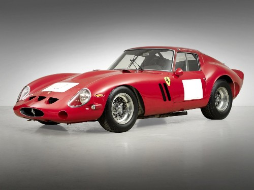 Steve McQueen's Ferrari, others could total $450 million in Pebble Beach