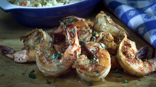 Try this barbecue shrimp recipe, plus great tips for buying shrimp at the market - Los Angeles Times