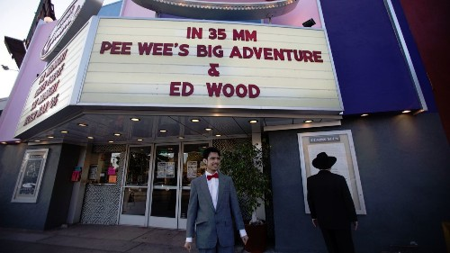 It's like 'Cheers' for movie lovers: An inside look at Quentin Tarantino's New Beverly Cinema - Los Angeles Times