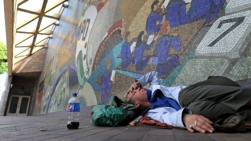 Homelessness jumps 12% in L.A. County and 16% in the city; officials 'stunned'