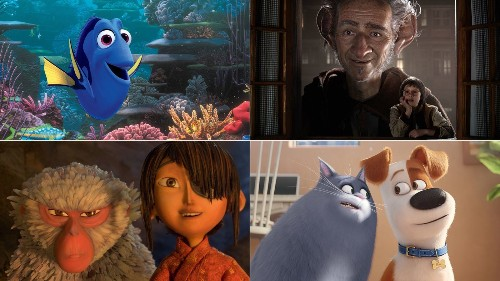 'Finding Dory' and 9 other family-friendly movies to check out this summer
