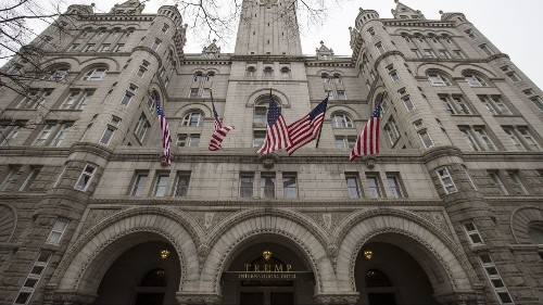 Federal court temporarily blocks discovery phase of Trump emoluments lawsuit